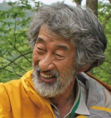 畠山重篤氏