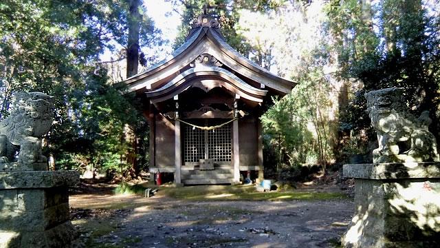市原市の大山祇神社